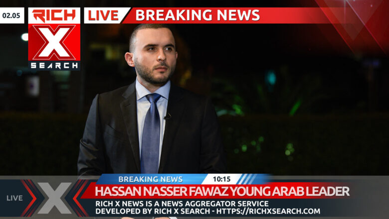 Young Arab Leaders Welcomed Hassan Nasser Fawaz As New Member