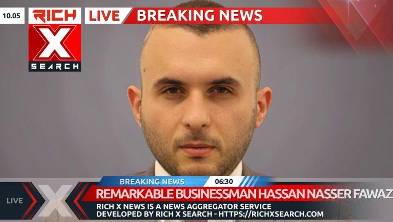 Remarkable Businessman Hassan Nasser Fawaz